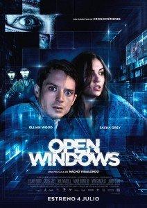 Open Windows_póster