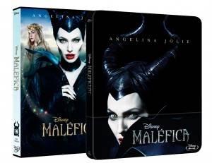 malefica caratulas dvd-bd