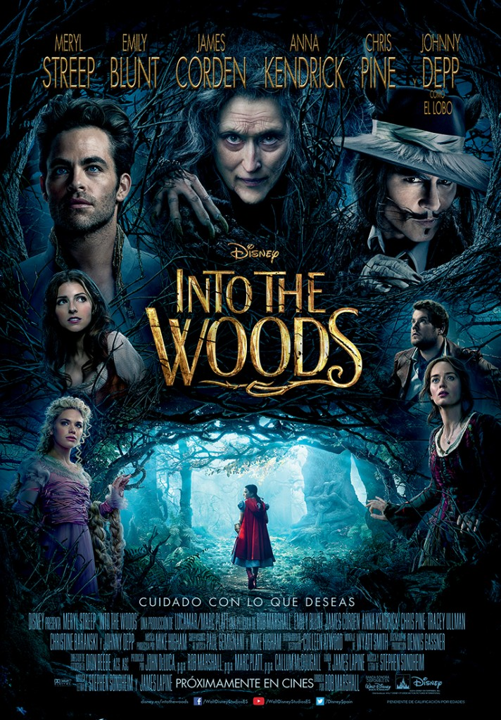 Into The Woods- Cartel Final