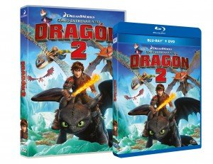 como entrenar a tu dragon-caratulas-dvd-bd