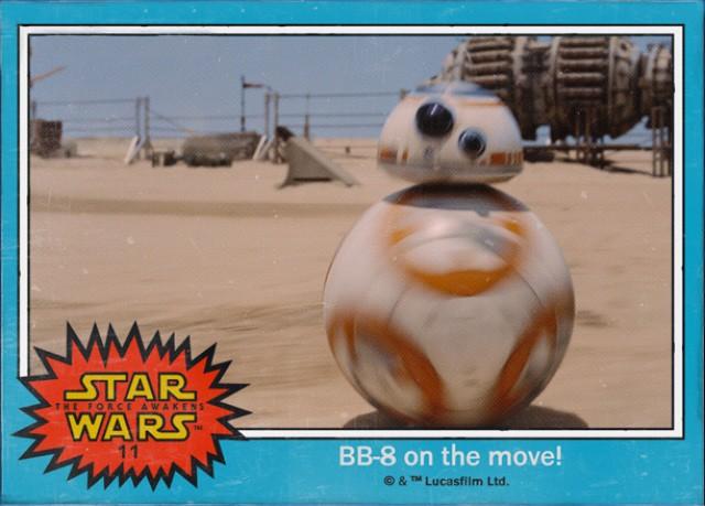 BB-8-Cromo Star Wars 7