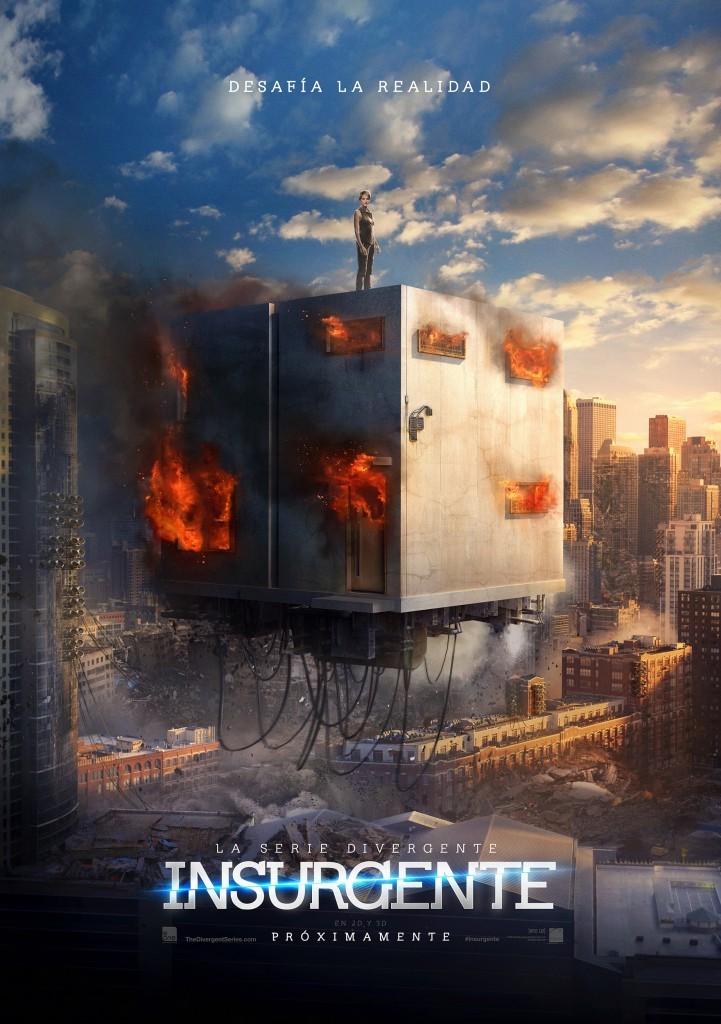 Insurgent_Teaser Poster Cubo