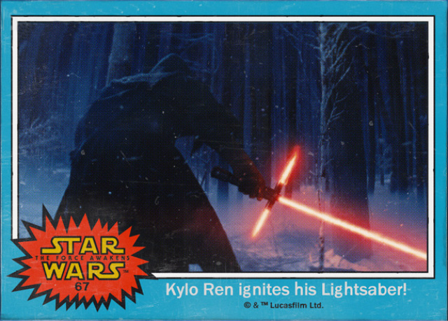 Kylo-Ren-Cromo Star Wars 7