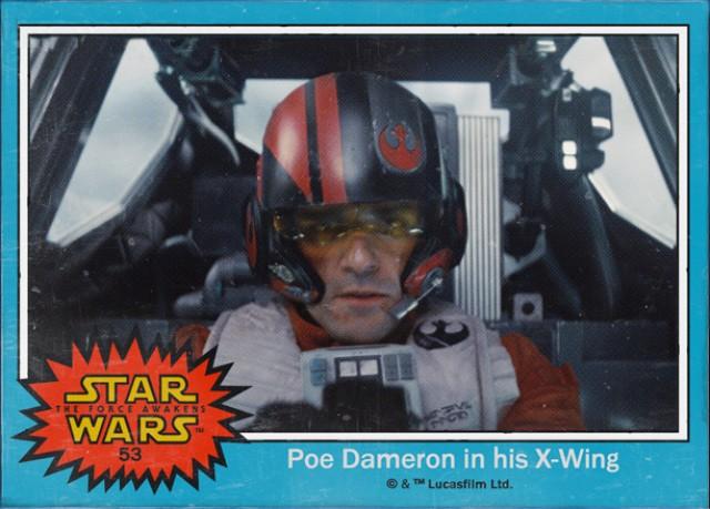 Poe-Dameron-Cromo Star Wars 7