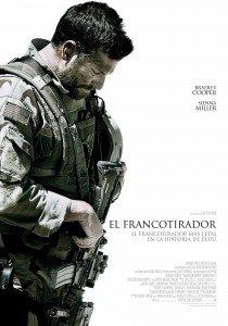 El Francotirador-teaser poster