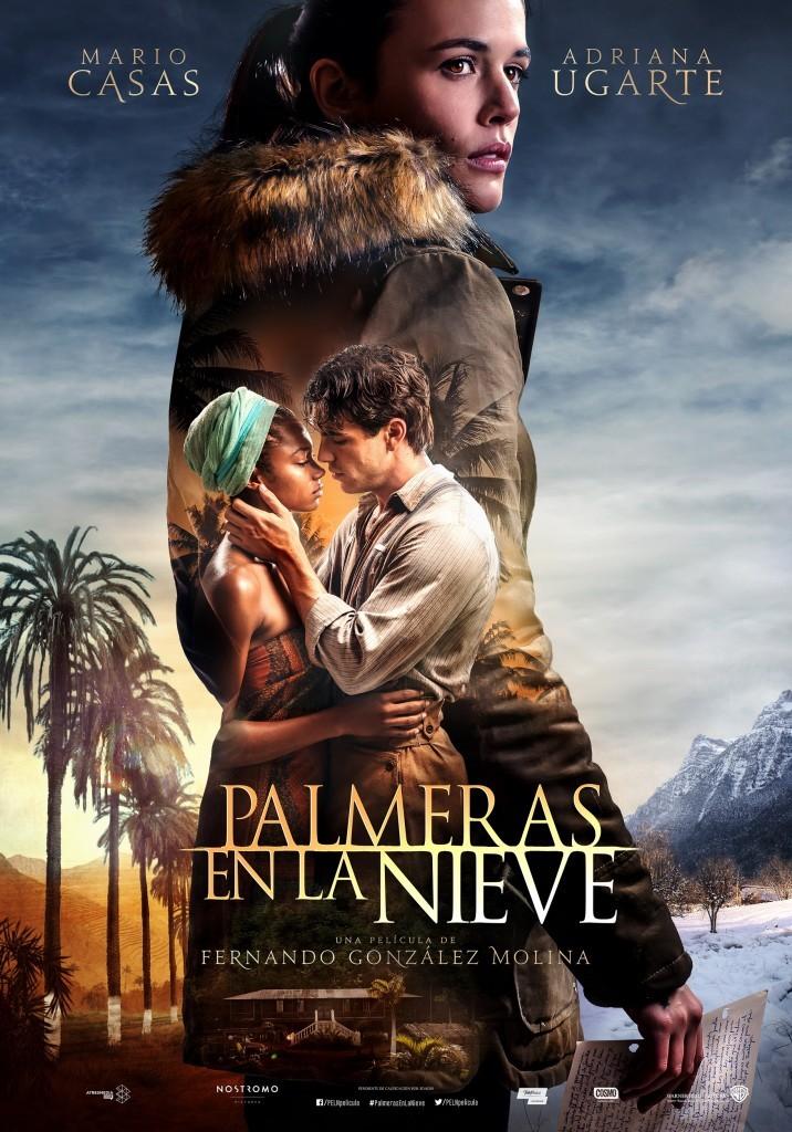 Palmeras en la nieve_teaser poster