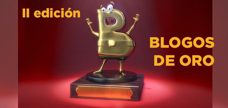 Premiados II Edición Blogos de Oro 2015