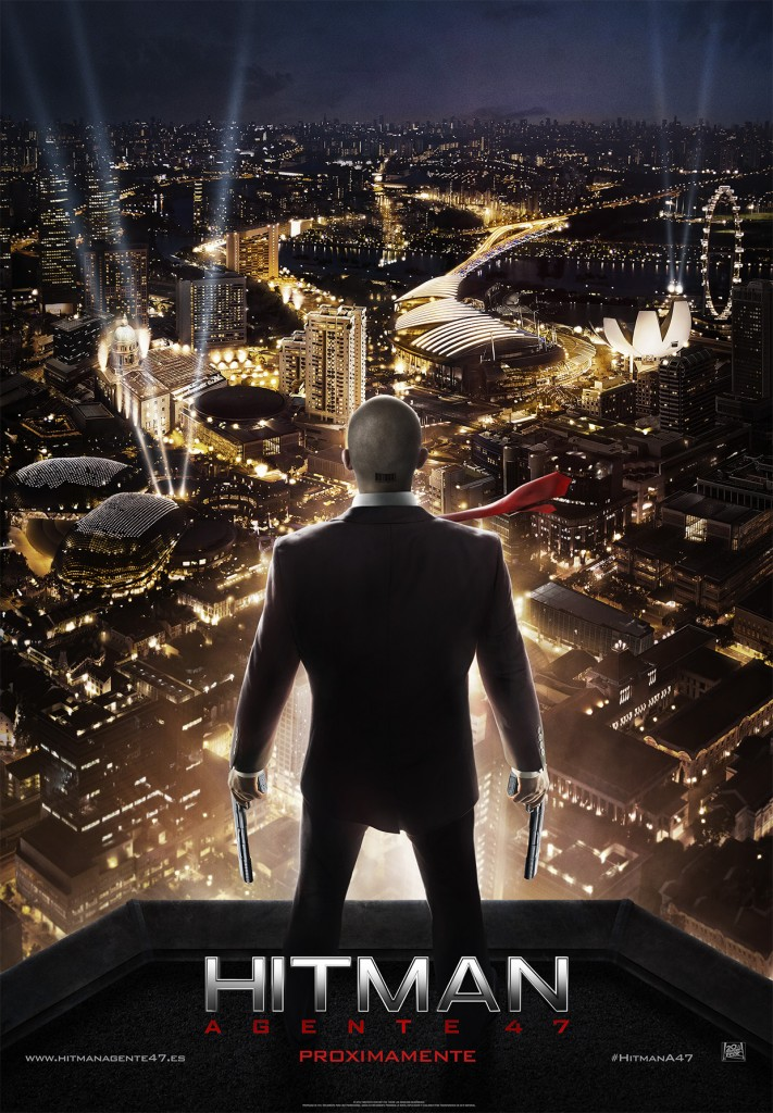 Hitman_Agente_47_Poster Teaser