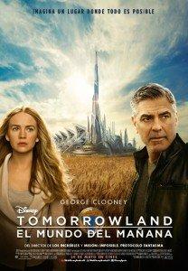 Tomorrowland-cartelera