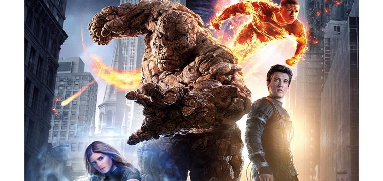 Nuevas imágenes del reboot de Cuatro Fantásticos