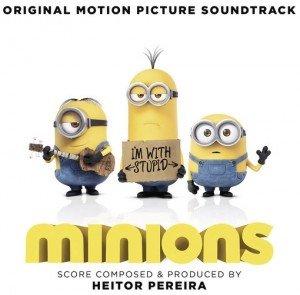 Los minions-soundtrack