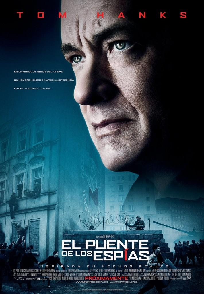 El Puente de los Espias_Poster