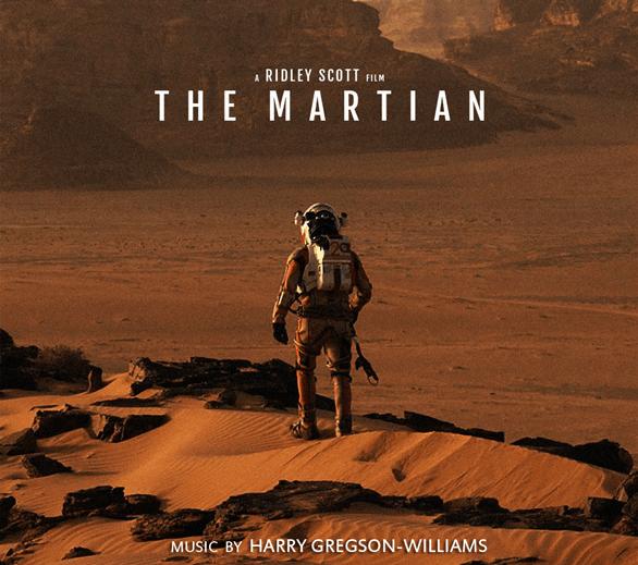 Marte-the-martian-Soundtrack