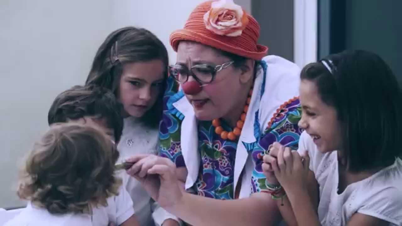 El reto solidario 10.000 Sonrisas Mágicas de PayaSOSpital, Valencia