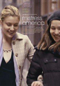 mistress america_cartelera