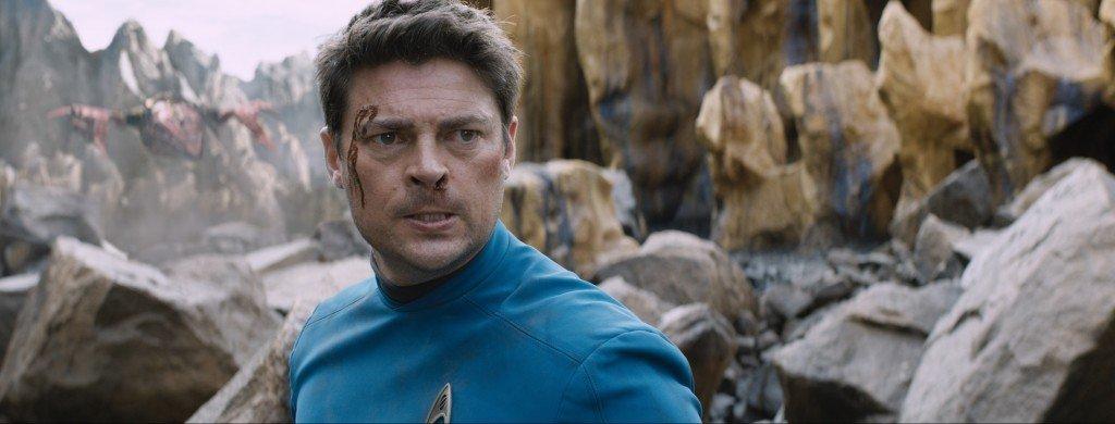 Karl Urban es Bones en Star Trek Más Allá