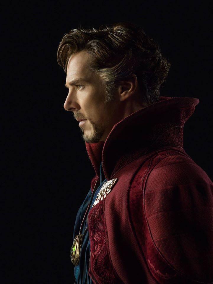 Doctor Extraño-Benedict Cumberbatch-primer vistazo (1)