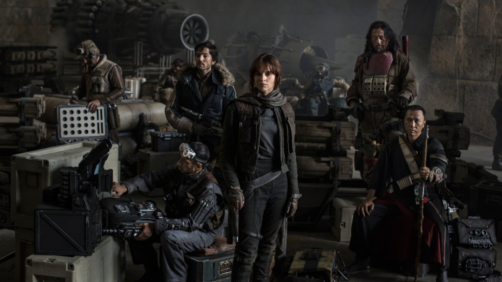 Cast Star Wars Rogue One