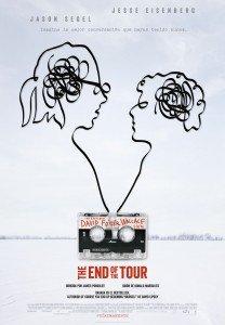 the end of tour-cartelera