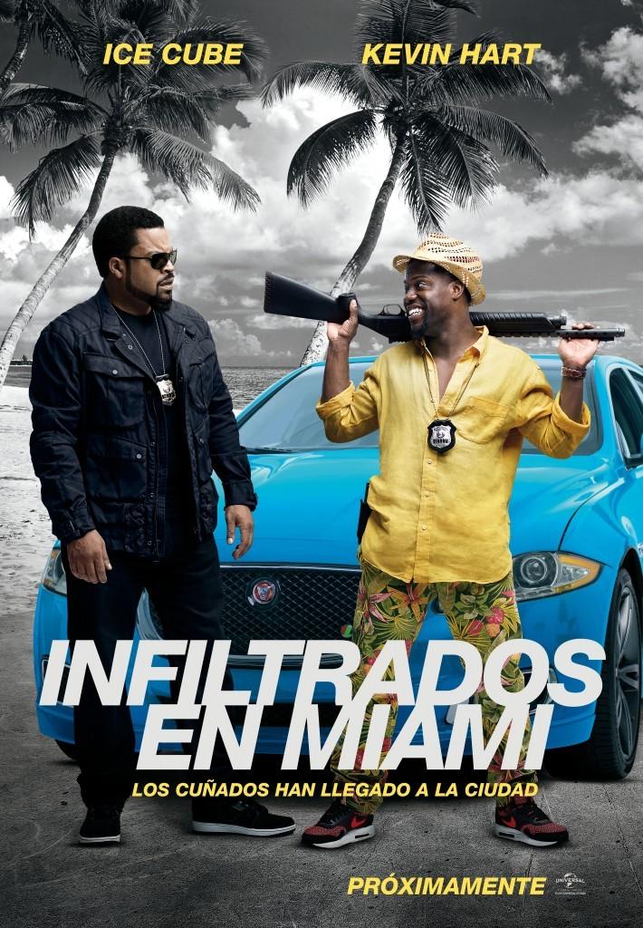 Infiltrados en Miami_poster