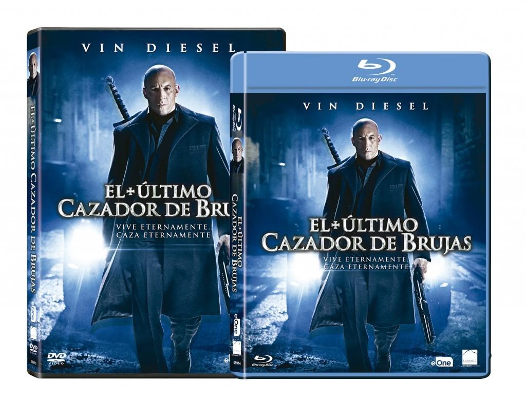 el ultimo cazador de brujas-caratulas-dvd-bluray
