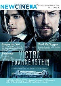12-Abril- Victor Frankenstein