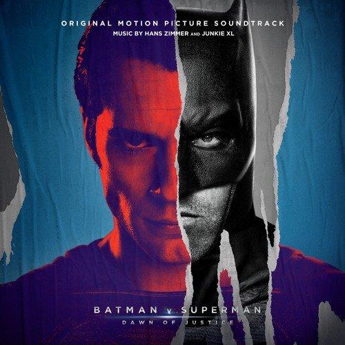 Batman v Superman-BSO-caratula
