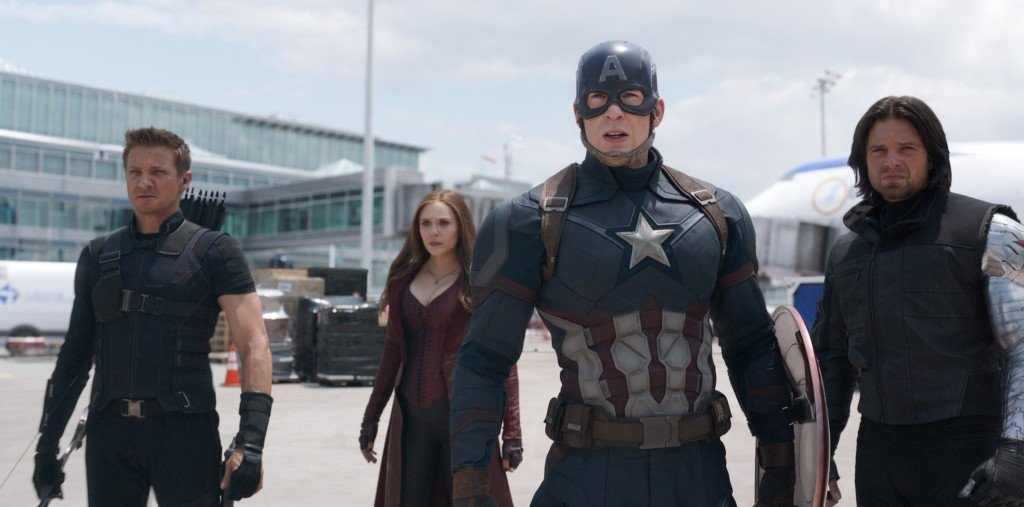 Civil War-Team Cap