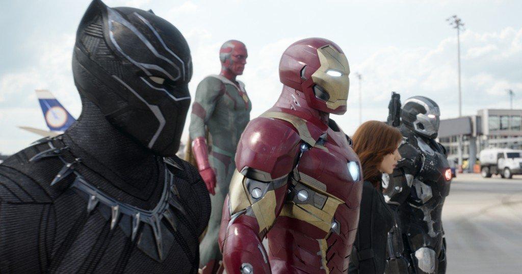 Civil War-Team Iron Man