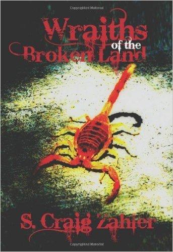 Wraiths Of The Broken Land-book cover-portada