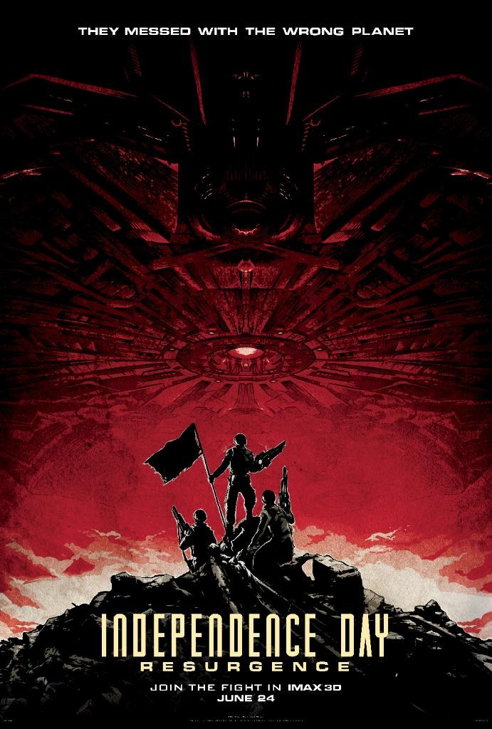 Independence Day contraataque_Imax Cartel
