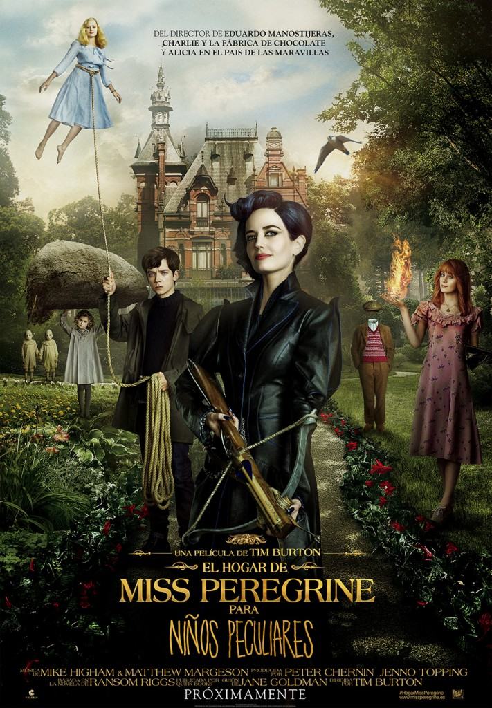 Miss Peregrine_Poster