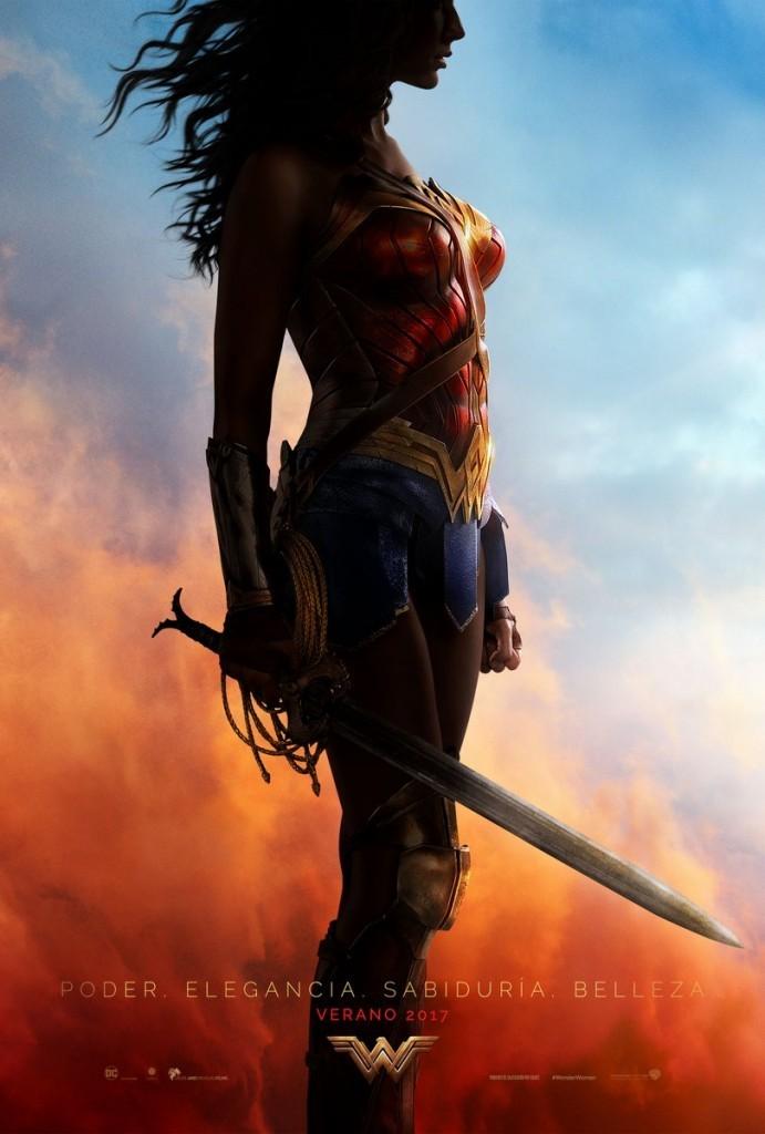 Wonder Woman Comic-Con 2016