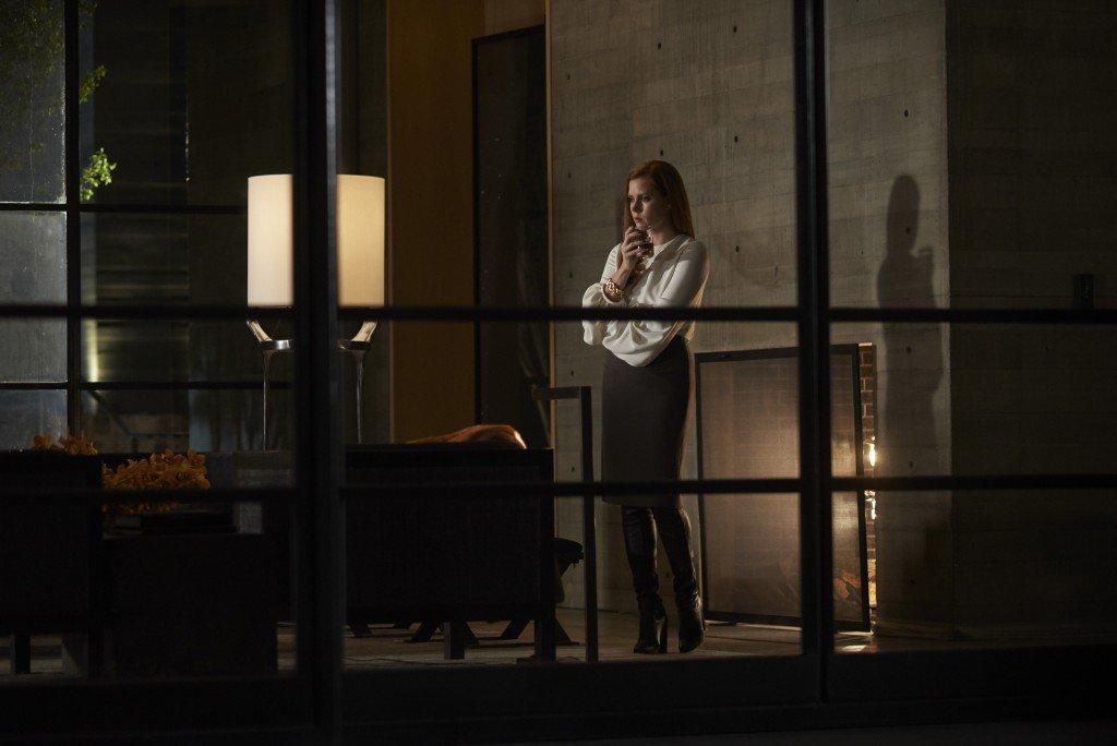 Amy Adams stars es Susan Morrow Credit: Merrick Morton/Universal Pictures International