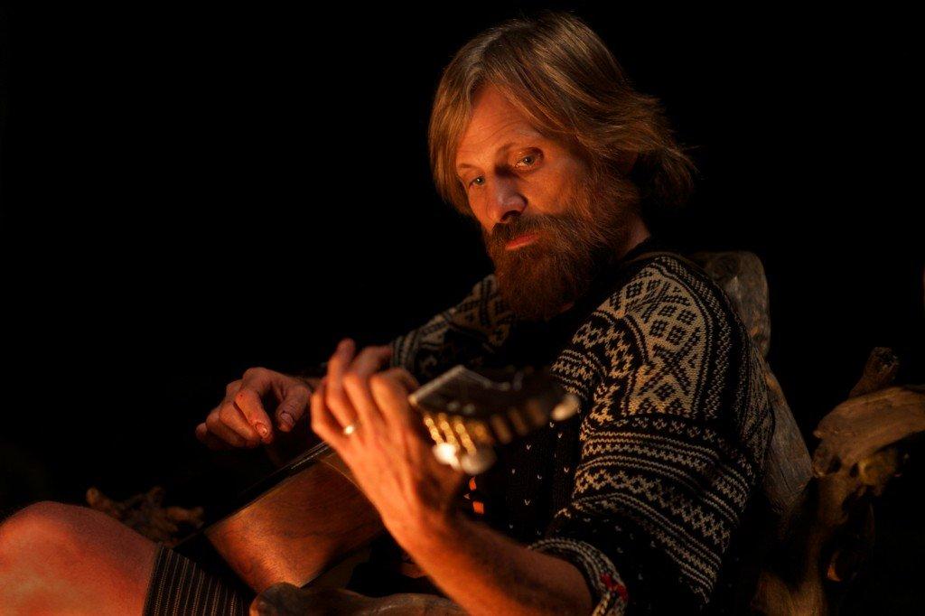 Viggo Mortensen es Ben en CAPTAIN FANTASTIC