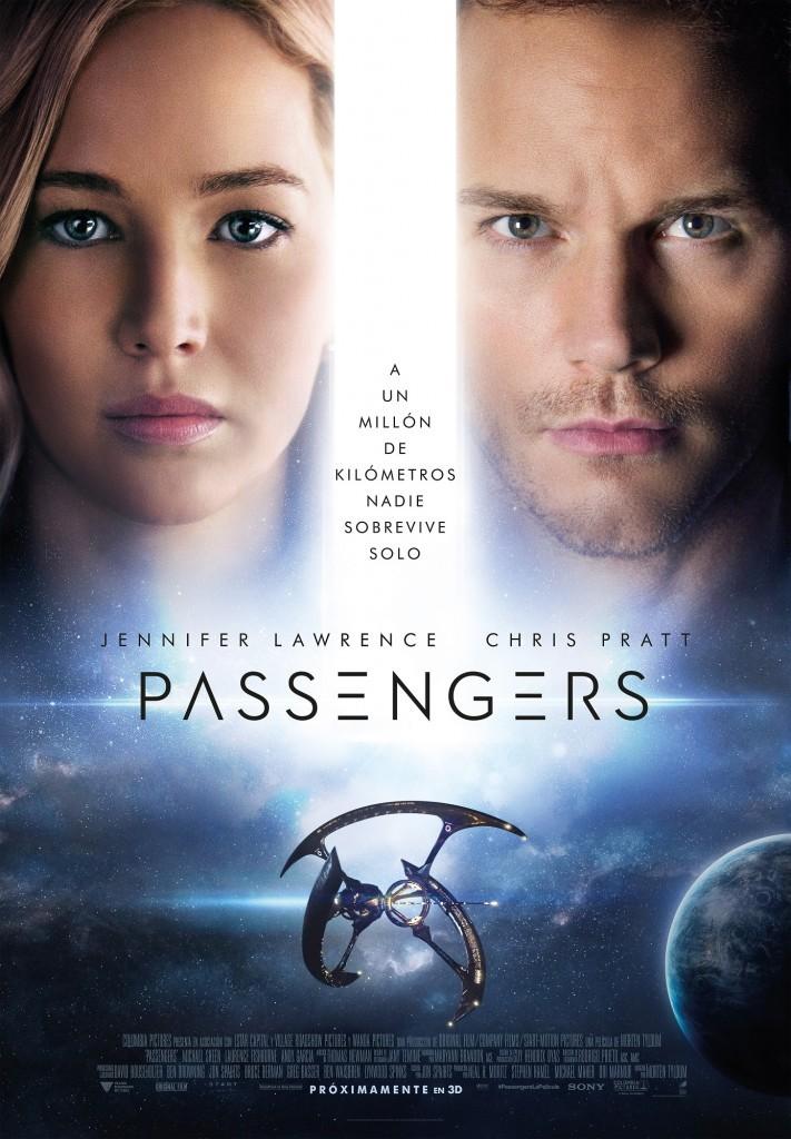 Passengers Póster Final