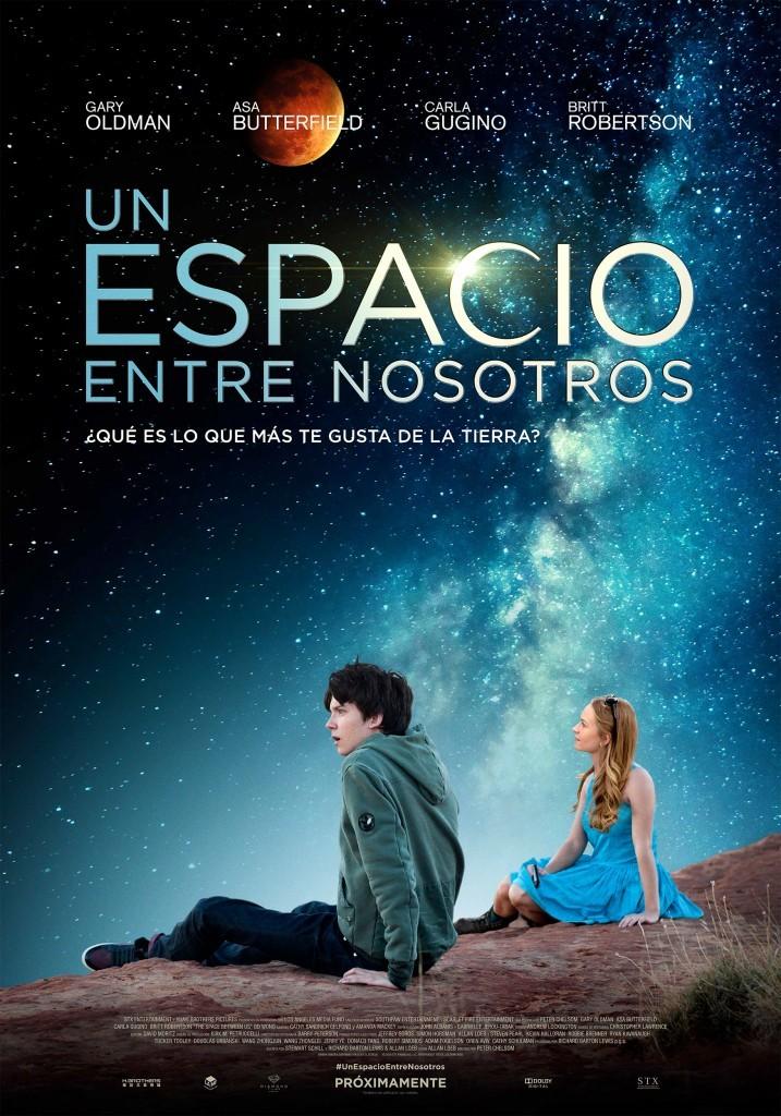 un-espacio-entre-nosotros_poster