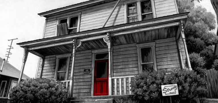 Galería de Mondo dedicada al cine de terror y sus hogares