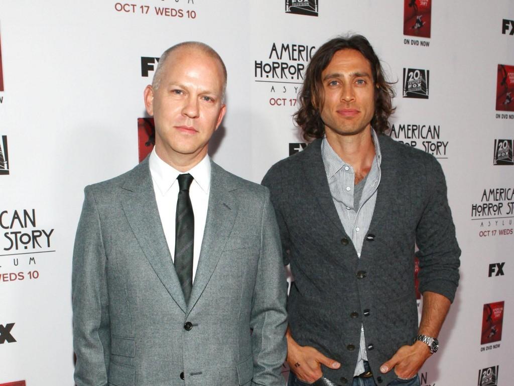 Ryan Murphy y Brad Falchuk