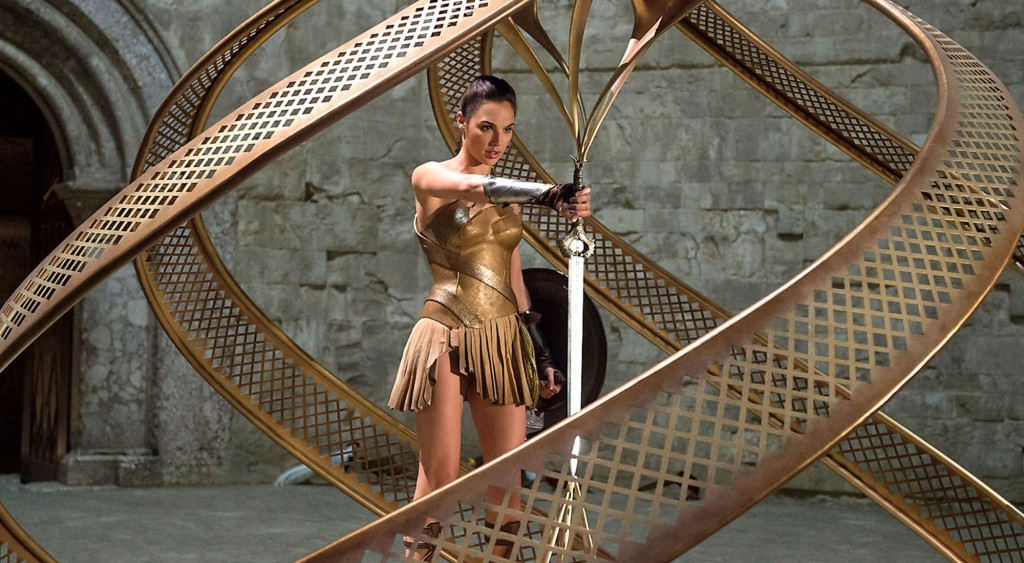 WONDER WOMAN (2017) Gal Gadot es La Mujer Maravilla