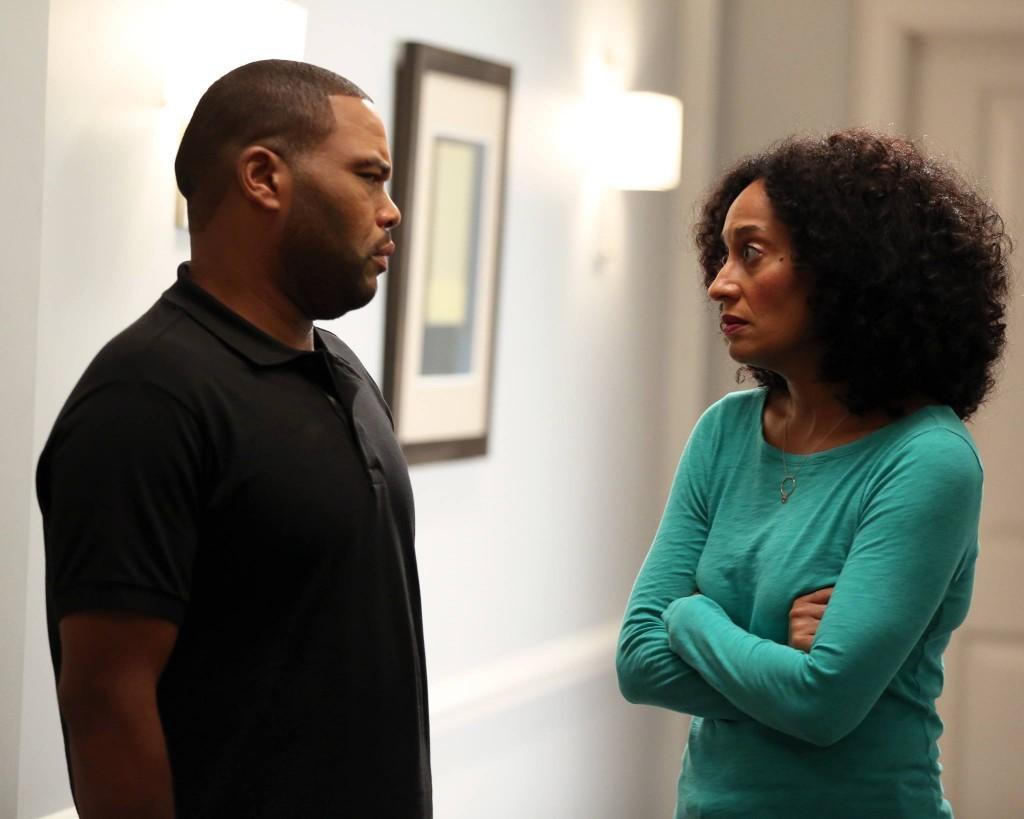 Black-ish, protagonizada por Anthony Anderson y Tracee Ellis Ross