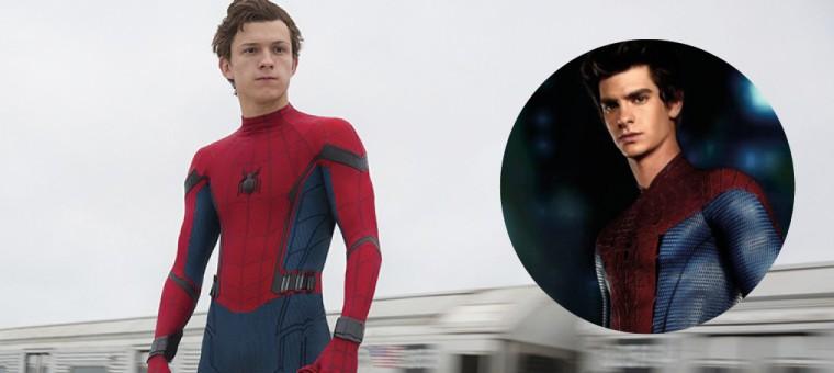 Andrew Garfield da el visto bueno a Tom Holland en Spider-Man: Homecoming