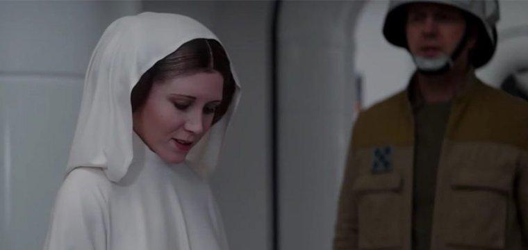 Kathleen Kennedy confirma de que la Princesa Leia no aparecerá en el episodio IX