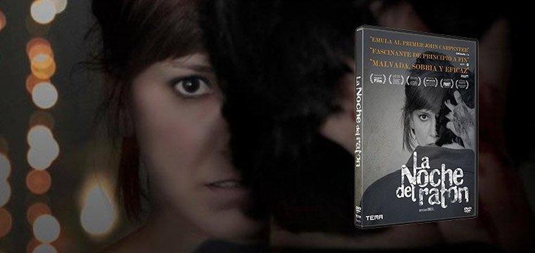 Ya a la venta el largometraje debut de David R.L., La Noche del Ratón en DVD