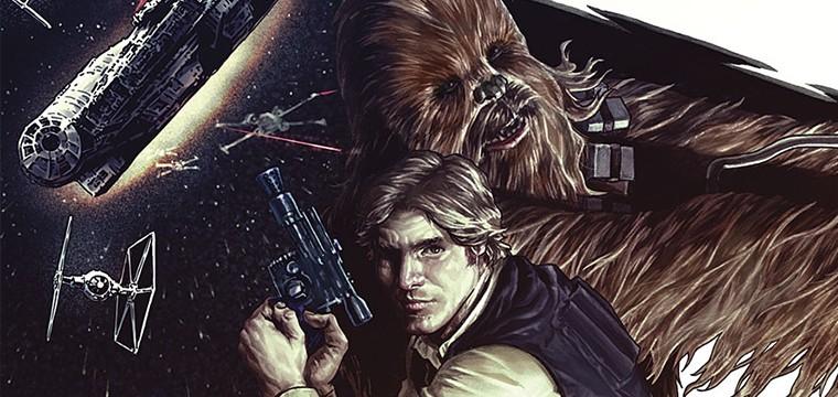 Se desvela el nombre oficial de la película de Han Solo