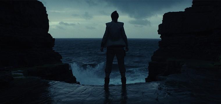 Detrás de las cámaras de Los Últimos Jedi