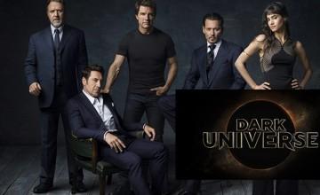 La saga de monstruos de Universal se convierte en Dark Universe
