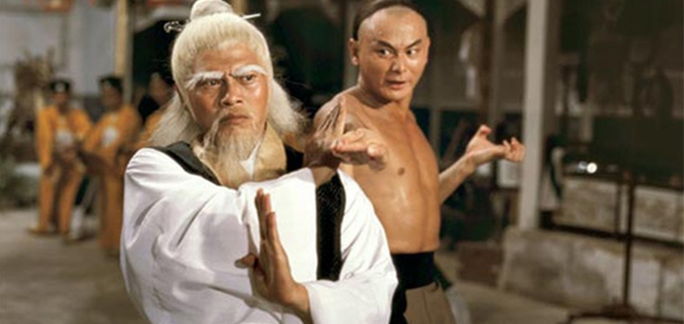 Vídeo remix sobre el cine de Kung Fu ¿Estás preparado?