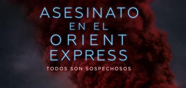 Teaser póster de Asesinato En El Orient Express