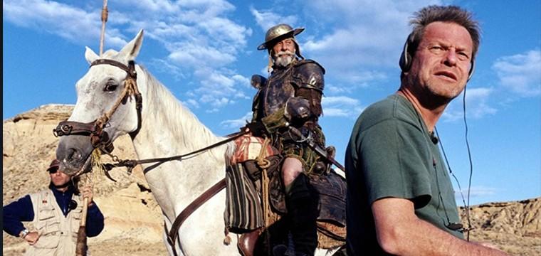 Después de 17 años finaliza el rodaje de El hombre que mató a Don Quijote